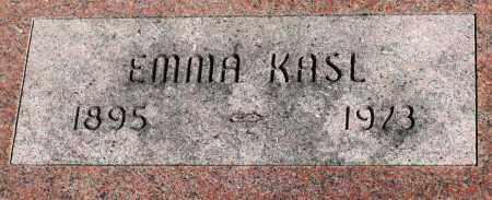 KASL, EMMA - Saline County, Nebraska   EMMA KASL - Nebraska Gravestone Photos