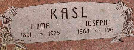 KASL, EMMA - Saline County, Nebraska | EMMA KASL - Nebraska Gravestone Photos
