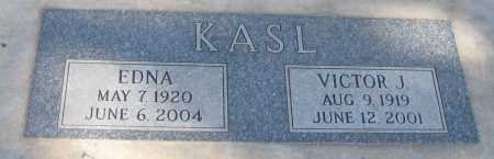 KASL, VICTOR J. - Saline County, Nebraska   VICTOR J. KASL - Nebraska Gravestone Photos