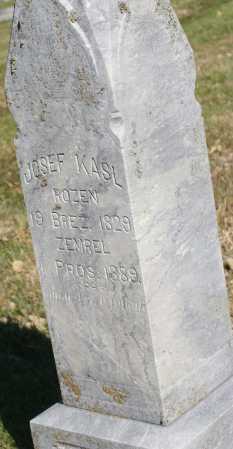 KASL, JOSEF - Saline County, Nebraska | JOSEF KASL - Nebraska Gravestone Photos