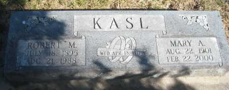KASL, MARY A. - Saline County, Nebraska | MARY A. KASL - Nebraska Gravestone Photos