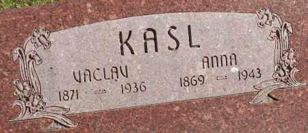 STYCH KASL, ANNA - Saline County, Nebraska | ANNA STYCH KASL - Nebraska Gravestone Photos