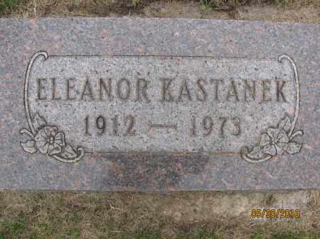 KASTANEK, ELEANOR - Saline County, Nebraska   ELEANOR KASTANEK - Nebraska Gravestone Photos