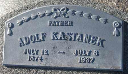 KASTANEK, ADOLF - Saline County, Nebraska | ADOLF KASTANEK - Nebraska Gravestone Photos