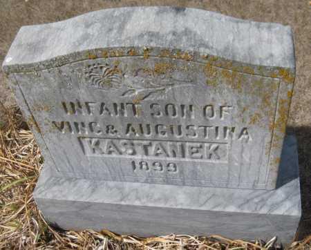 KASTANEK, INFANT SON - Saline County, Nebraska | INFANT SON KASTANEK - Nebraska Gravestone Photos