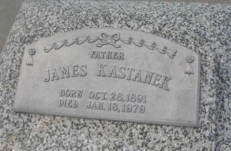 KASTANEK, JAMES - Saline County, Nebraska | JAMES KASTANEK - Nebraska Gravestone Photos