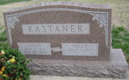 CHRASTIL KASTANEK, HELEN - Saline County, Nebraska | HELEN CHRASTIL KASTANEK - Nebraska Gravestone Photos