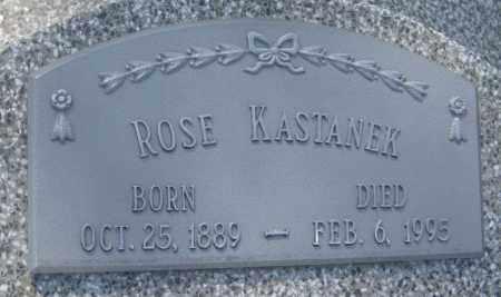 KASTANEK, ROSE - Saline County, Nebraska   ROSE KASTANEK - Nebraska Gravestone Photos