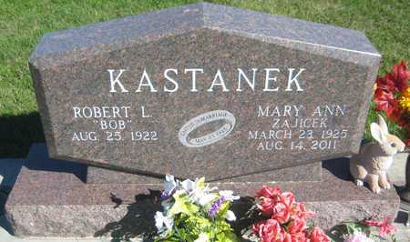 KASTANEK, ROBERT L. - Saline County, Nebraska | ROBERT L. KASTANEK - Nebraska Gravestone Photos