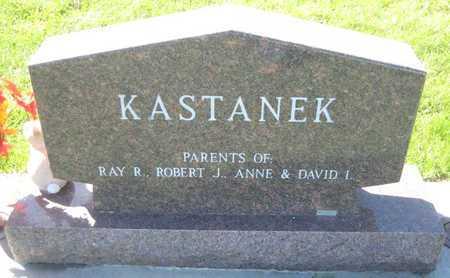 KASTANEK, ROBERT - Saline County, Nebraska | ROBERT KASTANEK - Nebraska Gravestone Photos