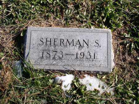 KAZEBEER, SHERMAN SAMUEL - Saline County, Nebraska | SHERMAN SAMUEL KAZEBEER - Nebraska Gravestone Photos