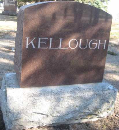 KELLOUGH, FAMILY MONUMENT - Saline County, Nebraska | FAMILY MONUMENT KELLOUGH - Nebraska Gravestone Photos