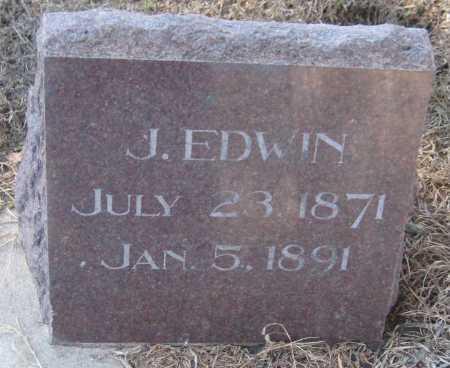 KELLOUGH, J. EDWIN - Saline County, Nebraska | J. EDWIN KELLOUGH - Nebraska Gravestone Photos