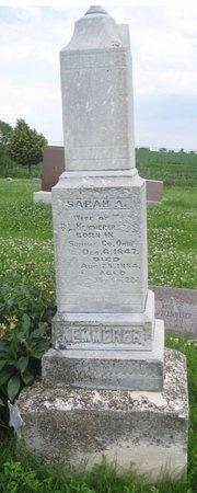 "GINGERY KEMMERER, SARAH A. ""SALLY"" - Saline County, Nebraska   SARAH A. ""SALLY"" GINGERY KEMMERER - Nebraska Gravestone Photos"