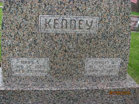 KENNEY, CHARLES WILLIAM - Saline County, Nebraska | CHARLES WILLIAM KENNEY - Nebraska Gravestone Photos