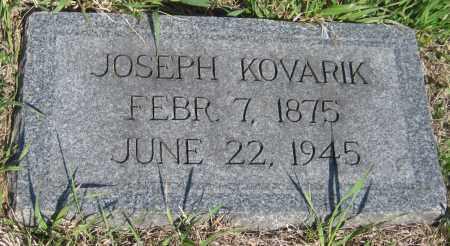 KOVARIK, JOSEPH - Saline County, Nebraska | JOSEPH KOVARIK - Nebraska Gravestone Photos
