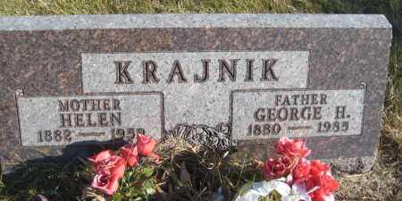 KRAJNIK, GEORGE H. - Saline County, Nebraska | GEORGE H. KRAJNIK - Nebraska Gravestone Photos