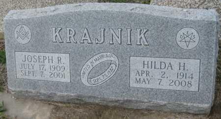 KRAJNIK, HILDA H. - Saline County, Nebraska   HILDA H. KRAJNIK - Nebraska Gravestone Photos