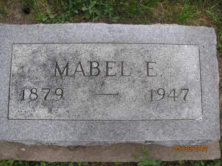LAIN, MABLE E. - Saline County, Nebraska   MABLE E. LAIN - Nebraska Gravestone Photos