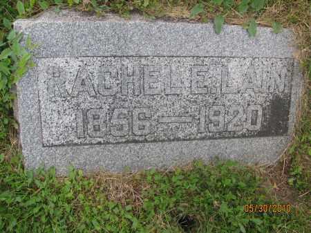 LAIN, RACHEL E. - Saline County, Nebraska | RACHEL E. LAIN - Nebraska Gravestone Photos