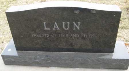 LAUN, IRMA - Saline County, Nebraska | IRMA LAUN - Nebraska Gravestone Photos