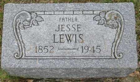 LEWIS, JESSE - Saline County, Nebraska | JESSE LEWIS - Nebraska Gravestone Photos
