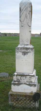 LEWIS, WILLIAM - Saline County, Nebraska   WILLIAM LEWIS - Nebraska Gravestone Photos