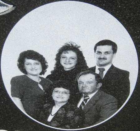LISEC, FAMILY PORTRAIT - Saline County, Nebraska | FAMILY PORTRAIT LISEC - Nebraska Gravestone Photos