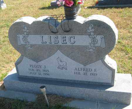 LISEC, ALFRED F. - Saline County, Nebraska | ALFRED F. LISEC - Nebraska Gravestone Photos
