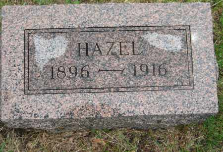LITTRELL, HAZEL - Saline County, Nebraska   HAZEL LITTRELL - Nebraska Gravestone Photos