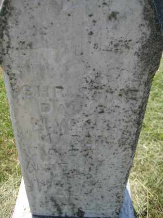 MASON, CHRISTINE - Saline County, Nebraska | CHRISTINE MASON - Nebraska Gravestone Photos