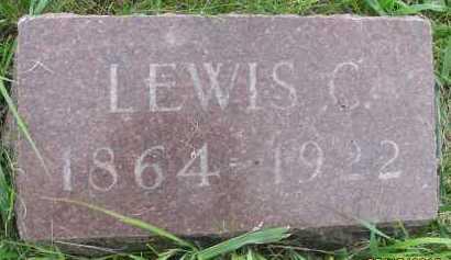 MASON, LEWIS CYLVESTER - Saline County, Nebraska | LEWIS CYLVESTER MASON - Nebraska Gravestone Photos