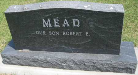 MEAD, IDELL - Saline County, Nebraska | IDELL MEAD - Nebraska Gravestone Photos