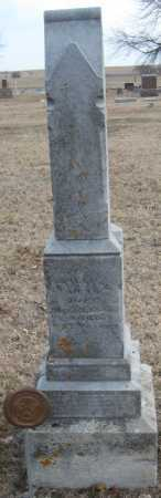 MEAD, STILLMON - Saline County, Nebraska | STILLMON MEAD - Nebraska Gravestone Photos