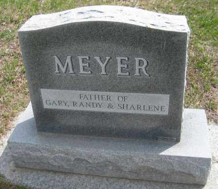 MEYER, MERLE - Saline County, Nebraska | MERLE MEYER - Nebraska Gravestone Photos