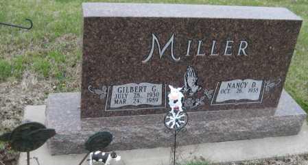 MILLER, NANCY D. - Saline County, Nebraska | NANCY D. MILLER - Nebraska Gravestone Photos