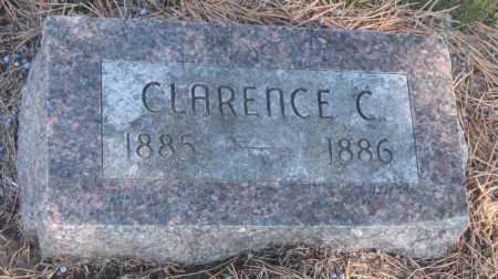 MITCHELL, CLARENCE C. - Saline County, Nebraska | CLARENCE C. MITCHELL - Nebraska Gravestone Photos