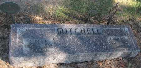 MITCHELL, J. WILLIAM - Saline County, Nebraska | J. WILLIAM MITCHELL - Nebraska Gravestone Photos