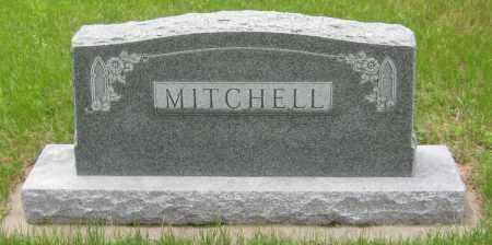 MITCHELL, FAMILY STONE - Saline County, Nebraska   FAMILY STONE MITCHELL - Nebraska Gravestone Photos