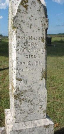 MITCHELL, JAMES - Saline County, Nebraska | JAMES MITCHELL - Nebraska Gravestone Photos
