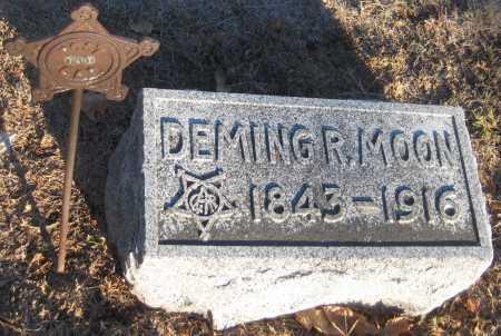 MOON, DEMING RATHBUN - Saline County, Nebraska | DEMING RATHBUN MOON - Nebraska Gravestone Photos
