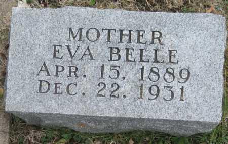 MUNYAN, EVA BELLE - Saline County, Nebraska | EVA BELLE MUNYAN - Nebraska Gravestone Photos