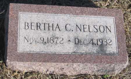 NELSON, BERTHA C. - Saline County, Nebraska | BERTHA C. NELSON - Nebraska Gravestone Photos