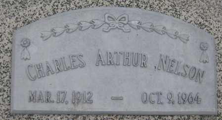 NELSON, CHARLES ARTHUR - Saline County, Nebraska   CHARLES ARTHUR NELSON - Nebraska Gravestone Photos