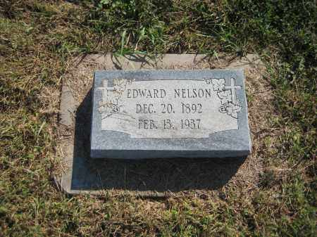 NELSON, EDWARD - Saline County, Nebraska | EDWARD NELSON - Nebraska Gravestone Photos