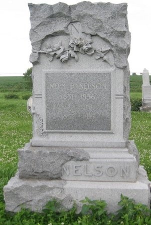 NELSON, NELS PEDER - Saline County, Nebraska   NELS PEDER NELSON - Nebraska Gravestone Photos