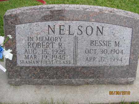 NELSON, ROBERT R. - Saline County, Nebraska | ROBERT R. NELSON - Nebraska Gravestone Photos