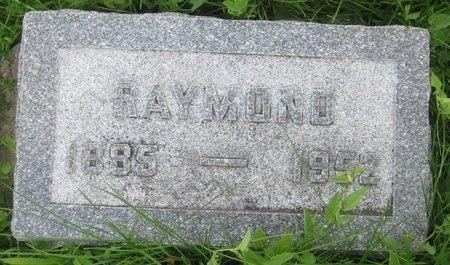 NELSON, RAYMOND - Saline County, Nebraska   RAYMOND NELSON - Nebraska Gravestone Photos