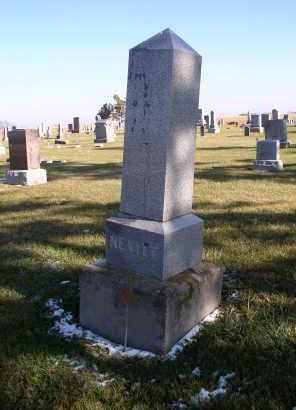 NEVITT, JAMES WILSON - Saline County, Nebraska | JAMES WILSON NEVITT - Nebraska Gravestone Photos