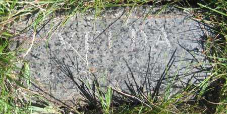 NEWBY, VELDA - Saline County, Nebraska | VELDA NEWBY - Nebraska Gravestone Photos